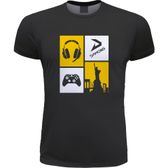 Koszulka GAME 16 (bawełna)