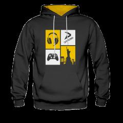 Bluza z kapturem GAME 16