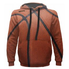 Bluza z kapturem Basketball v1
