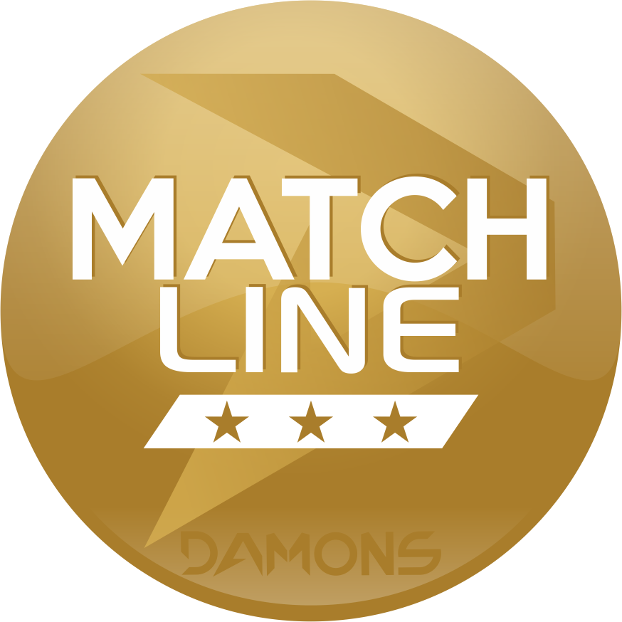 MATCH LINE GOLD