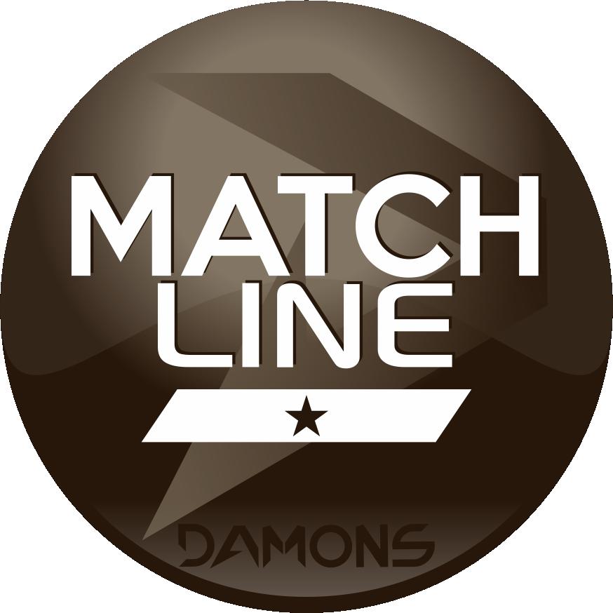 MATCH LINE BROWN